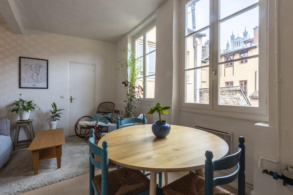 Appartement Vieux Lyon 3