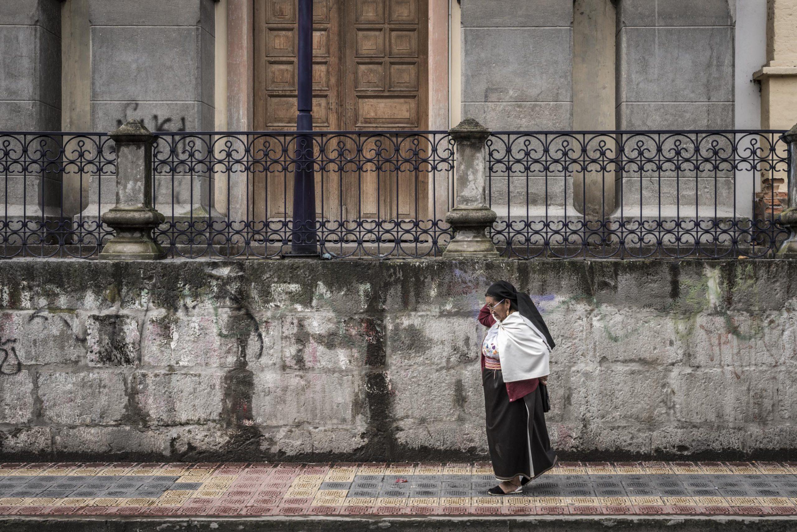 Rues d'Otavalo