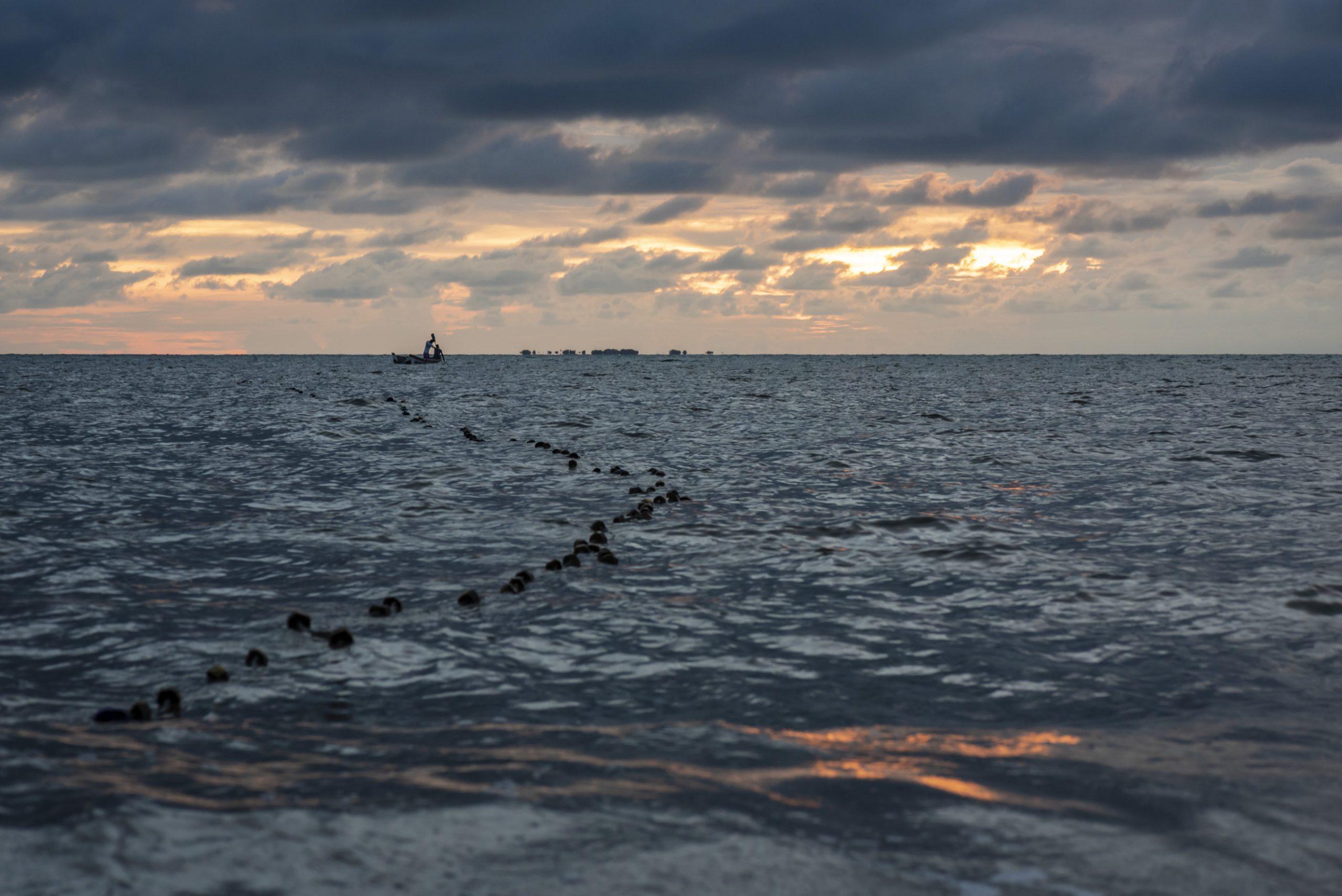 Recoin de la mer