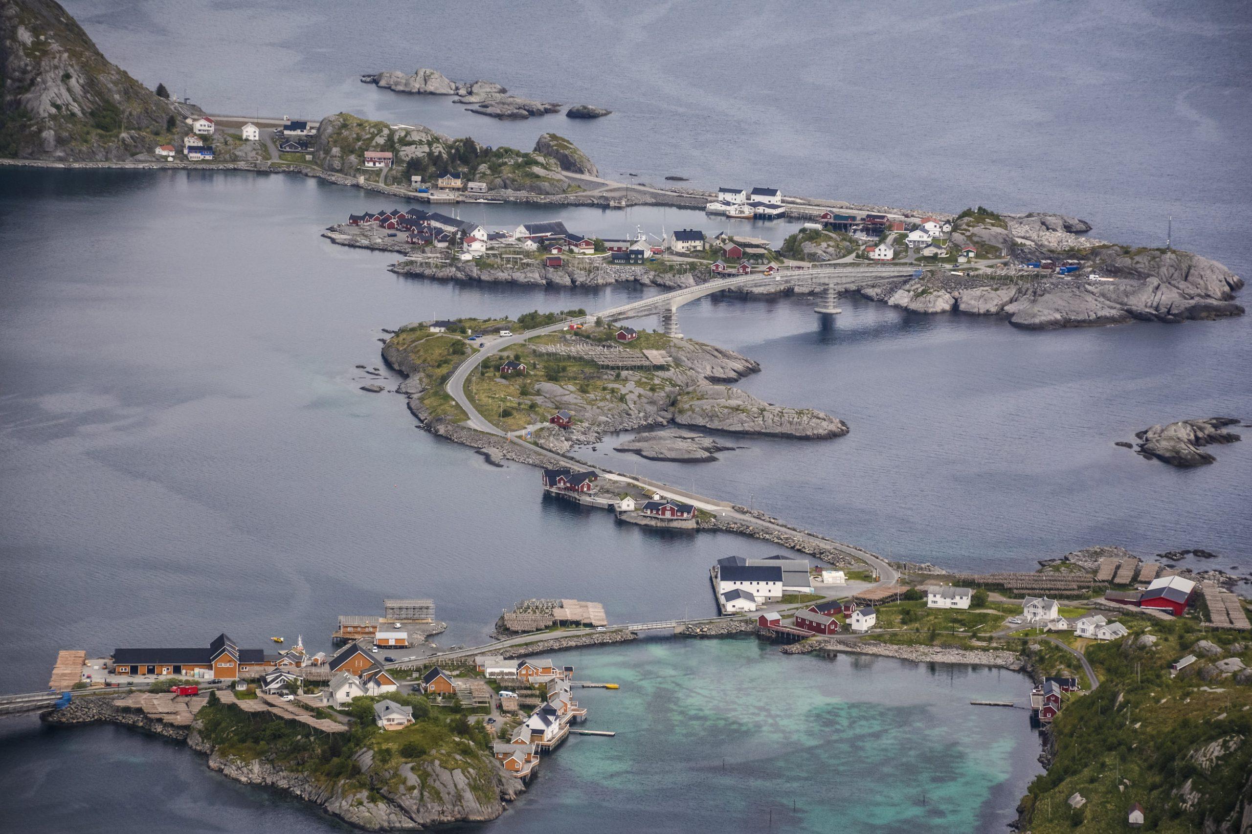 D'îles en îles