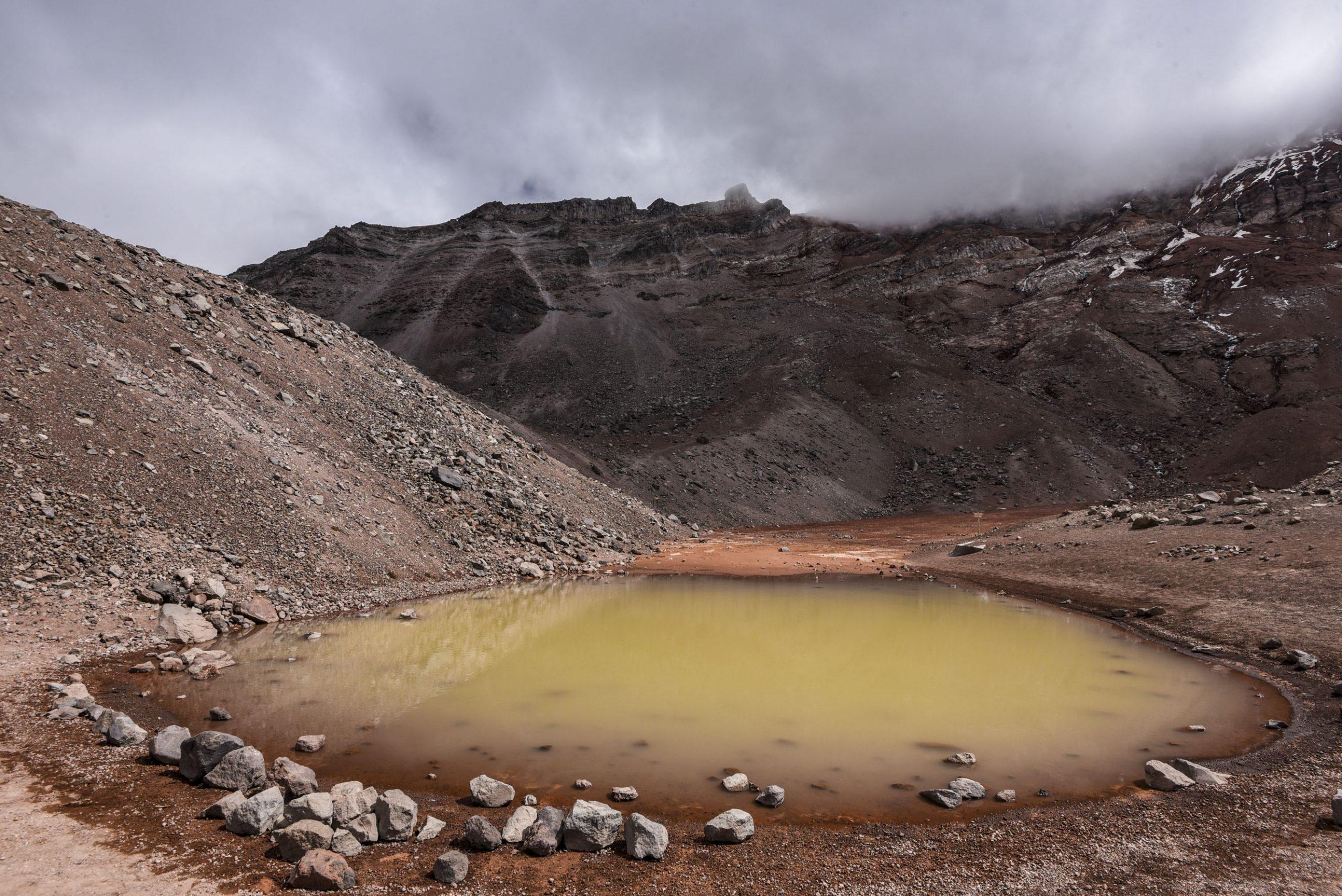Laguna Condor Cocha