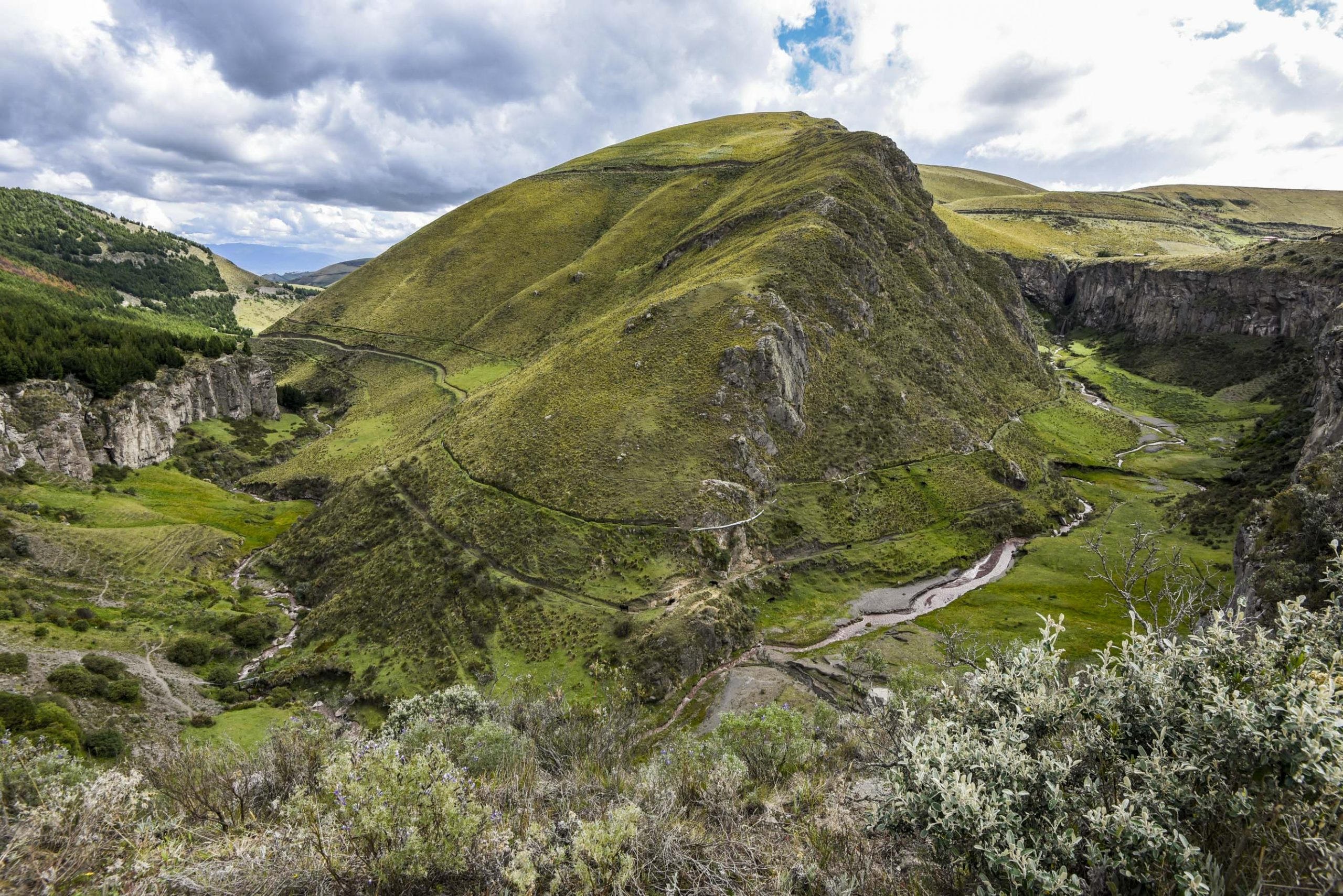 Canyon de la Chorrera