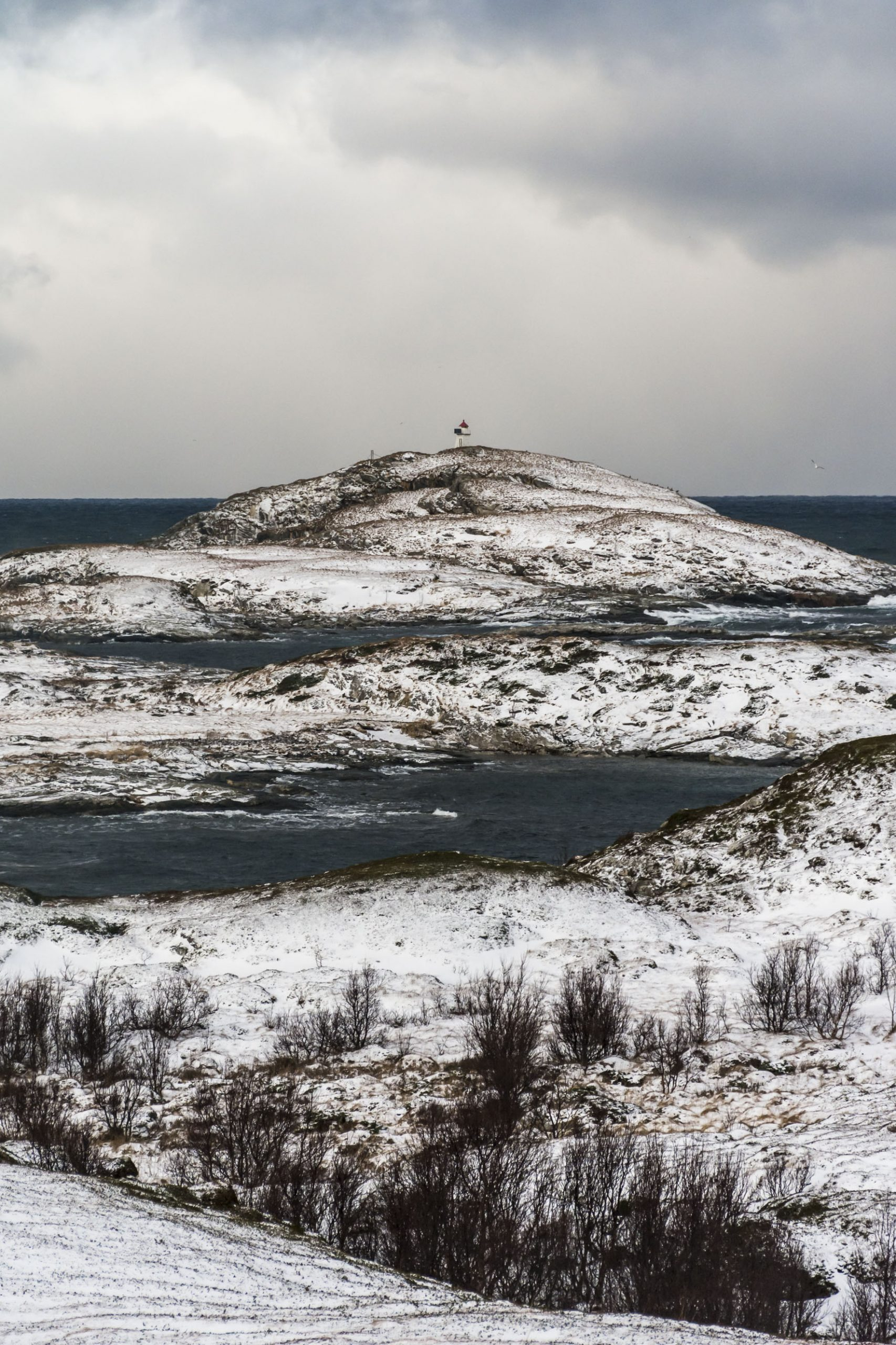 Le phare de Sommarøy