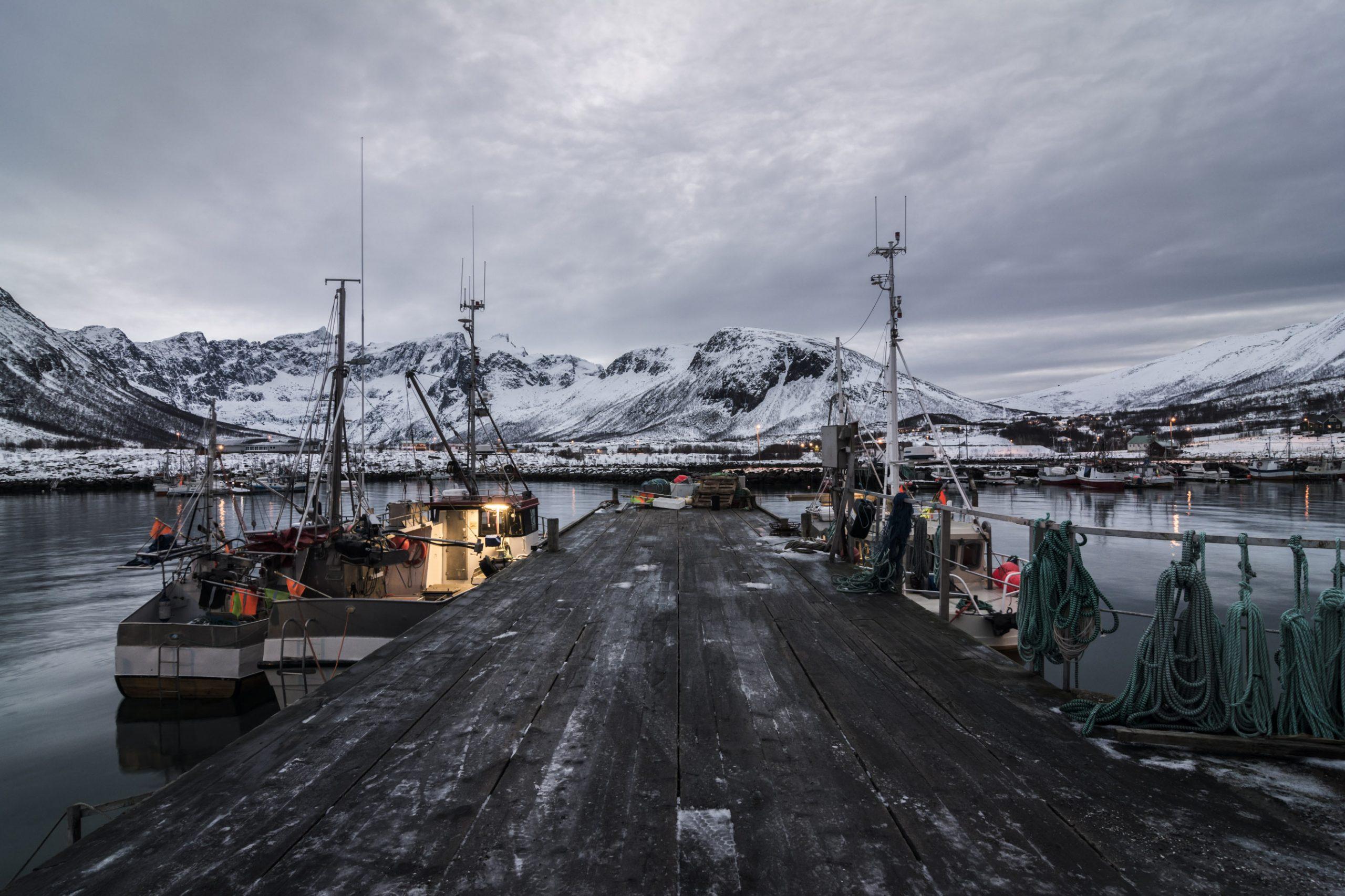 Port de Tromvik