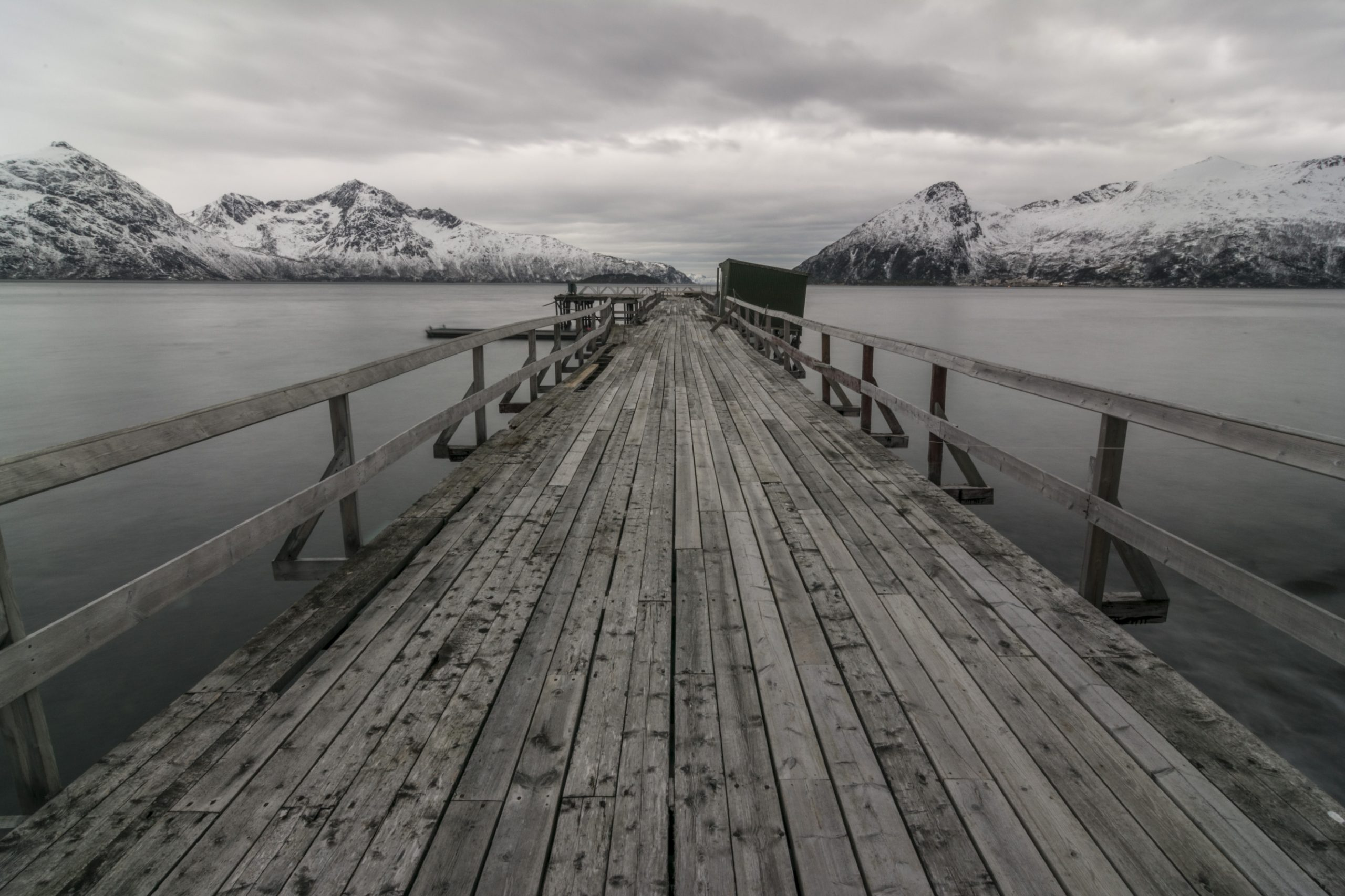 Un pont vers le Fjord