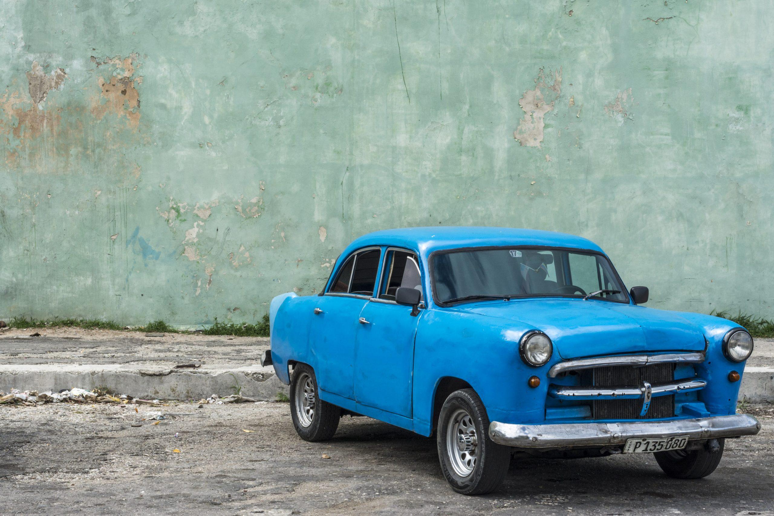 Bleu Havane