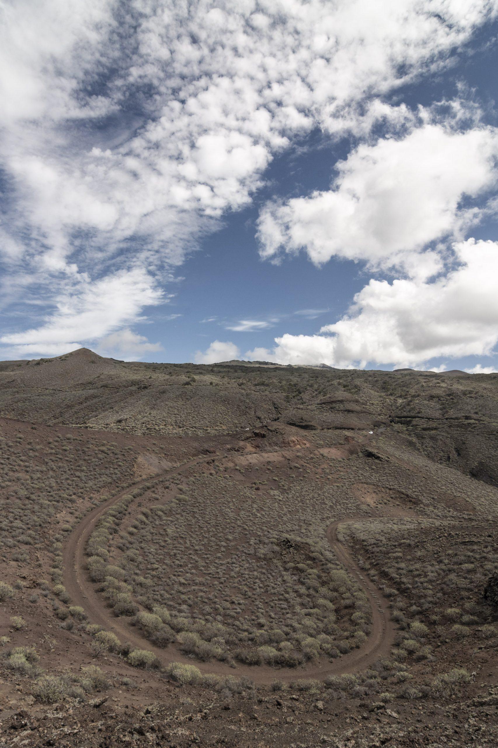 La route du volcan